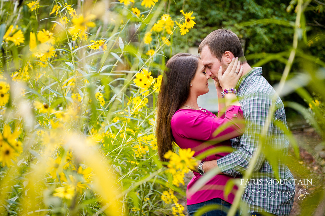 Calaway Gardens Engagement 8