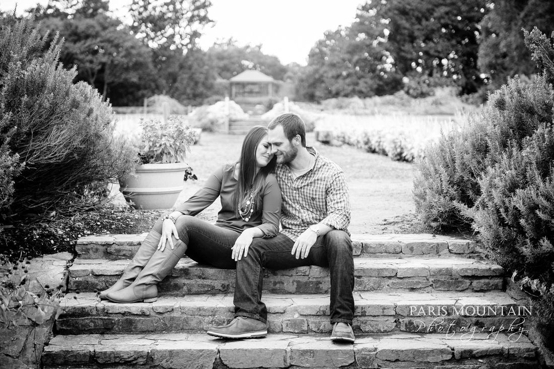 Calaway Gardens Engagement 10