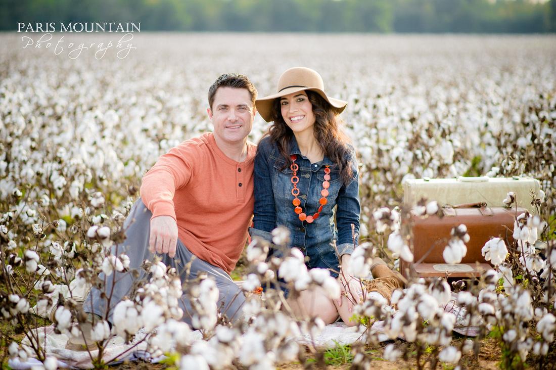 Cotton Field Couples Shoot 2