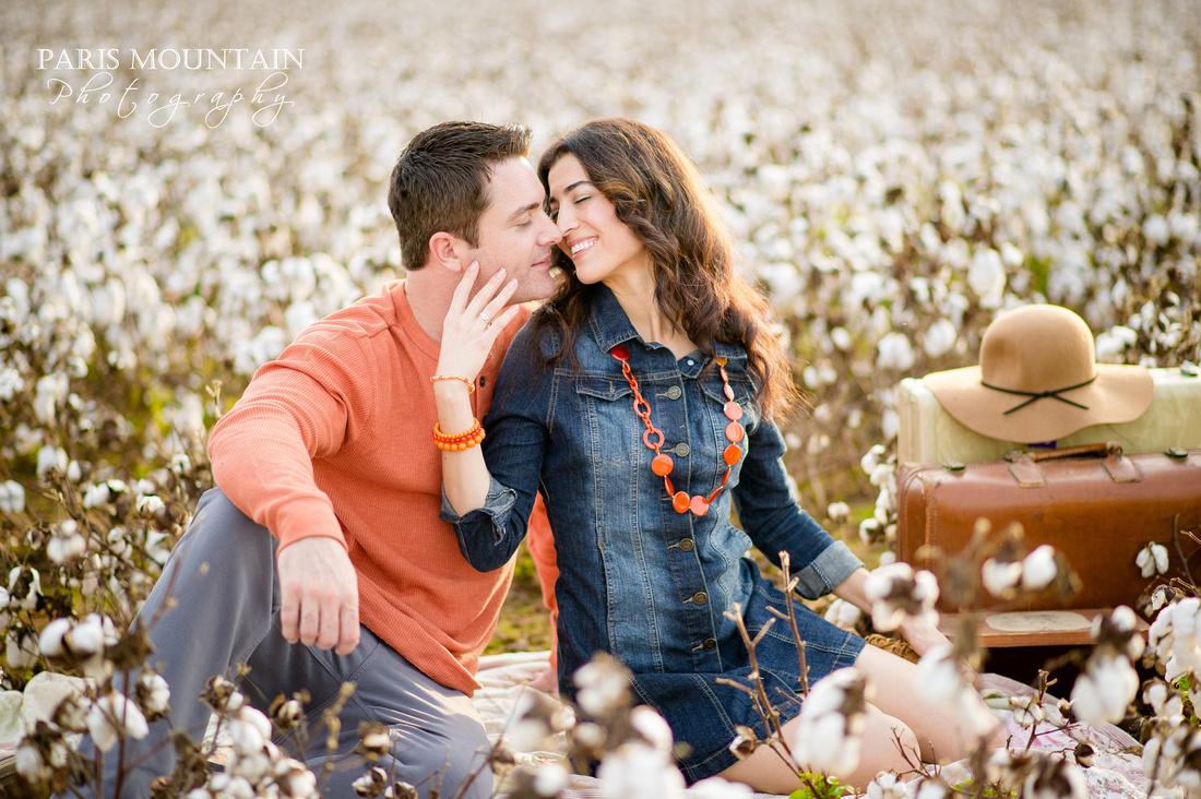Cotton Field Couples Shoot 9