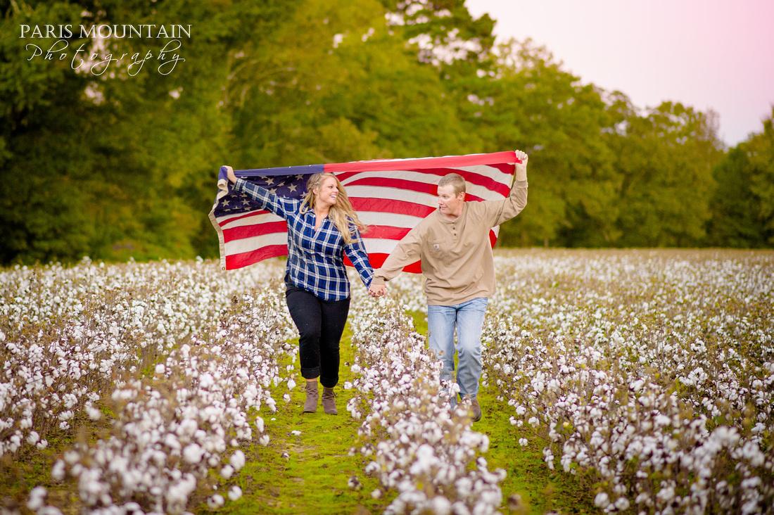Cotton Engagement 11