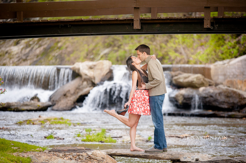 Hightower Falls Engagement 9