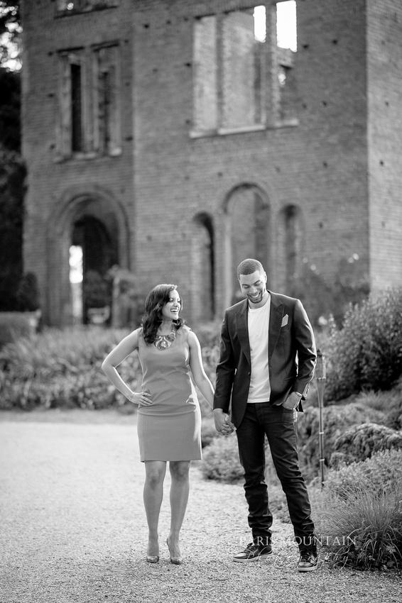 Barnsley Gardens Engagement 16