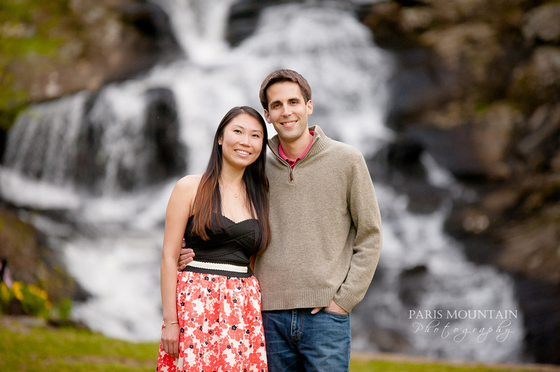 Hightower Falls Engagement 15