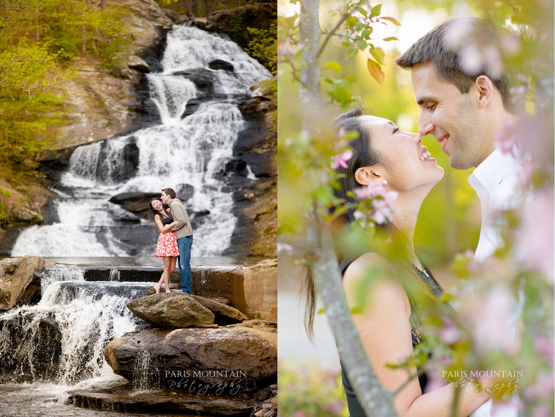 Hightower Falls Engagement 11
