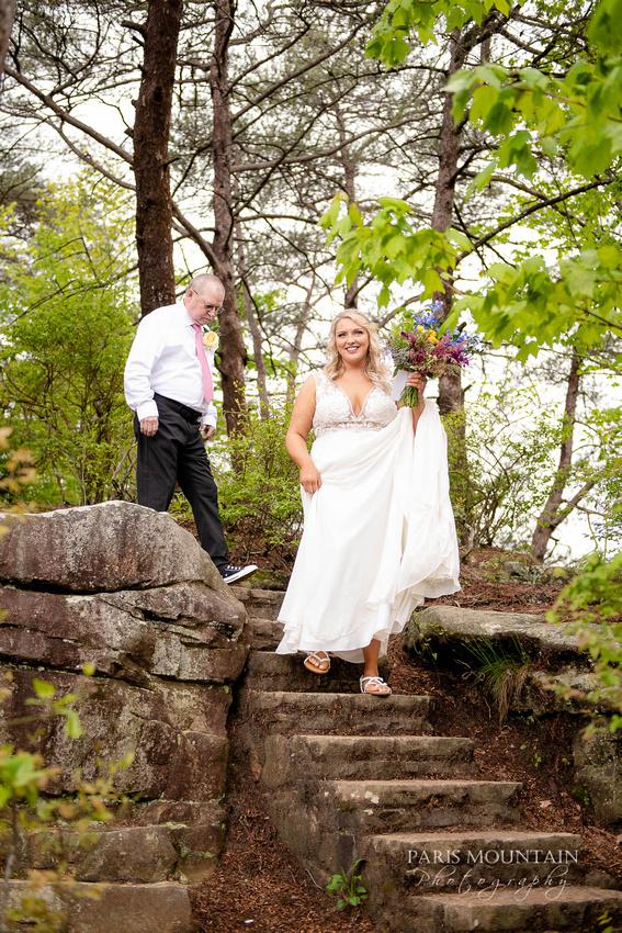 Cloudland Canyon Wedding Elope Photographer-8
