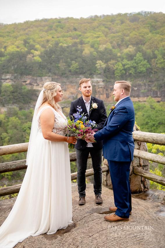 Cloudland Canyon Wedding Elope Photographer-9