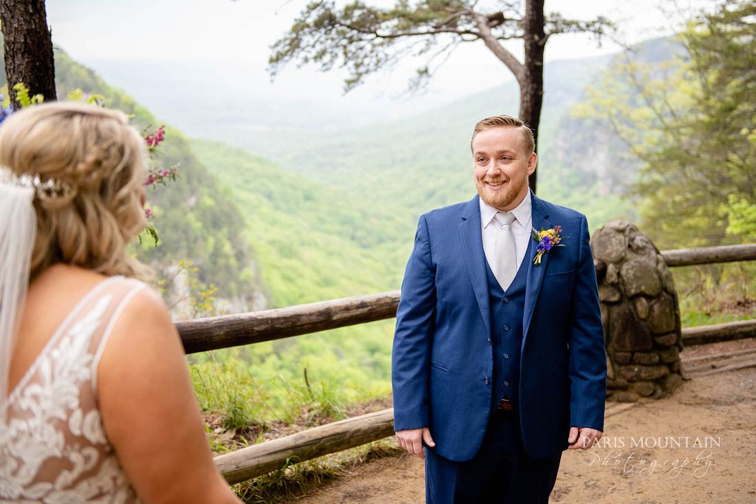 Cloudland Canyon Wedding Elope Photographer-5