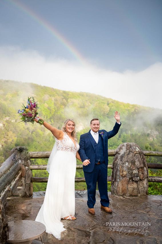 Cloudland Canyon Wedding Elope Photographer-26