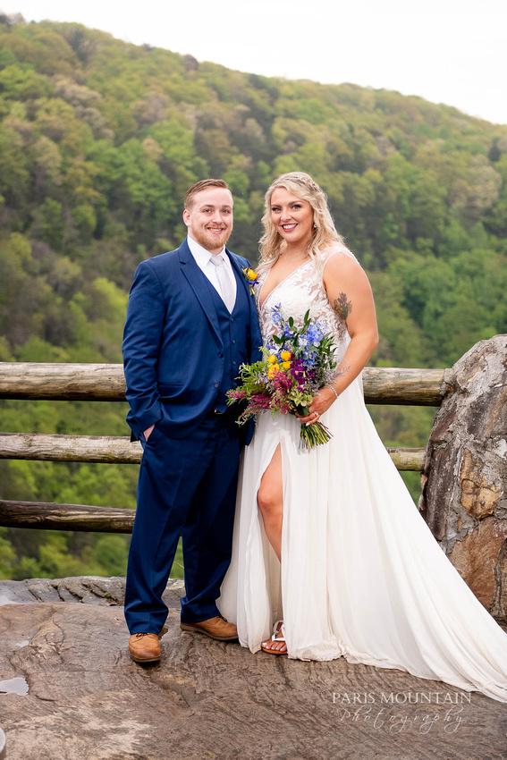 Cloudland Canyon Wedding Elope Photographer-41