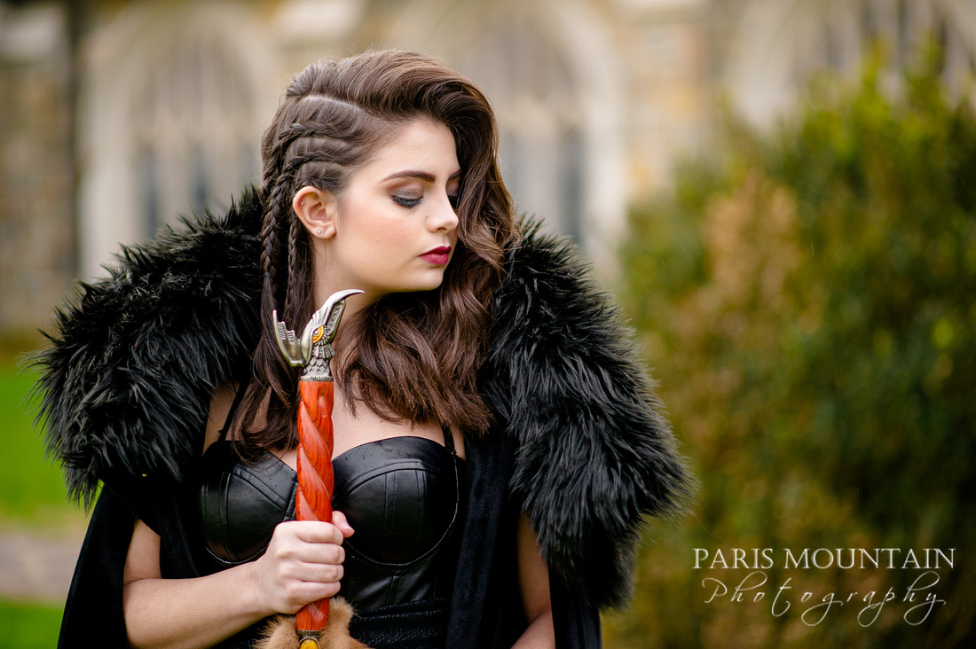 Game of Thrones Styled Shoot-19