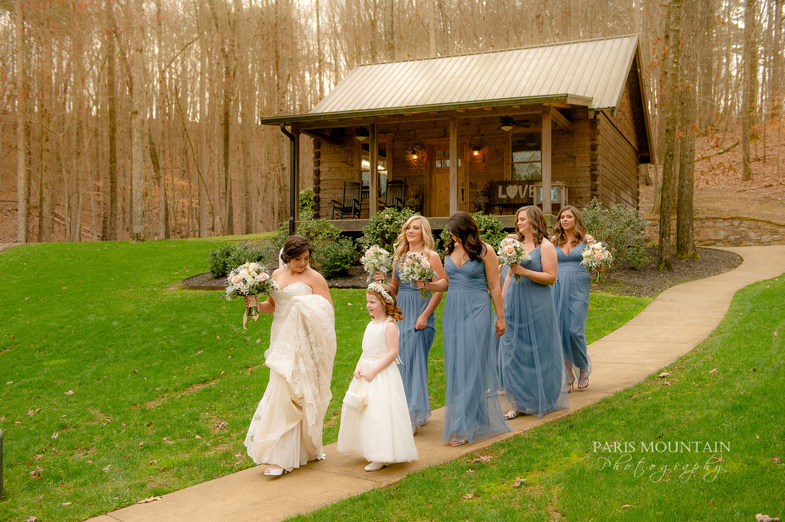In The Woods Wedding-16