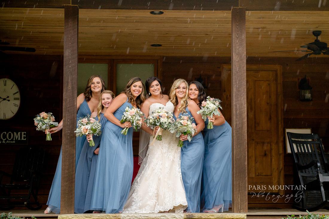 In The Woods Wedding-21