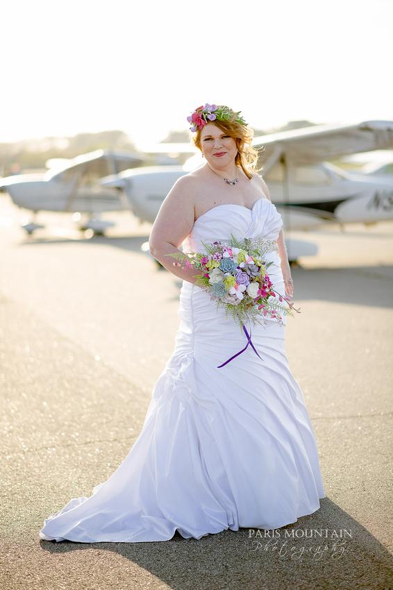 Airport Wedding Photography-1