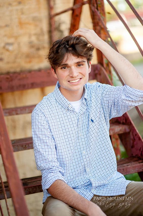 Woodland High School Alabama Senior Portrait Photographer-7