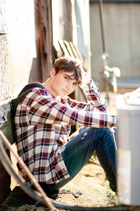 Woodland High School Alabama Senior Portrait Photographer-27