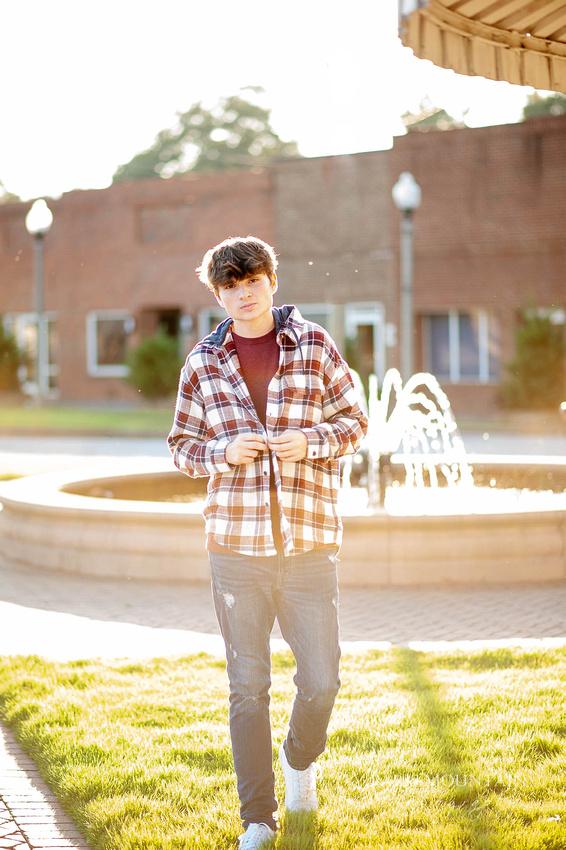 Woodland High School Alabama Senior Portrait Photographer-36