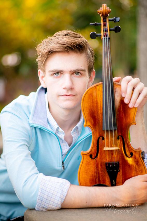 Atlanta Senior Portraits Violin-38