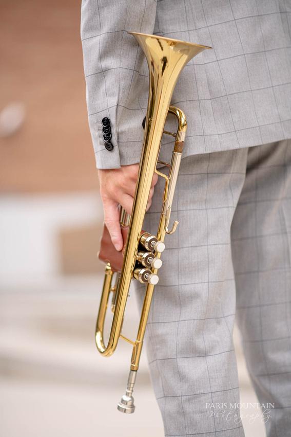 South Paulding Senior Portrait Trumpet Atlanta-33