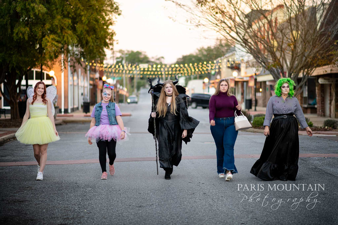 Halloween Senior Portraits-19