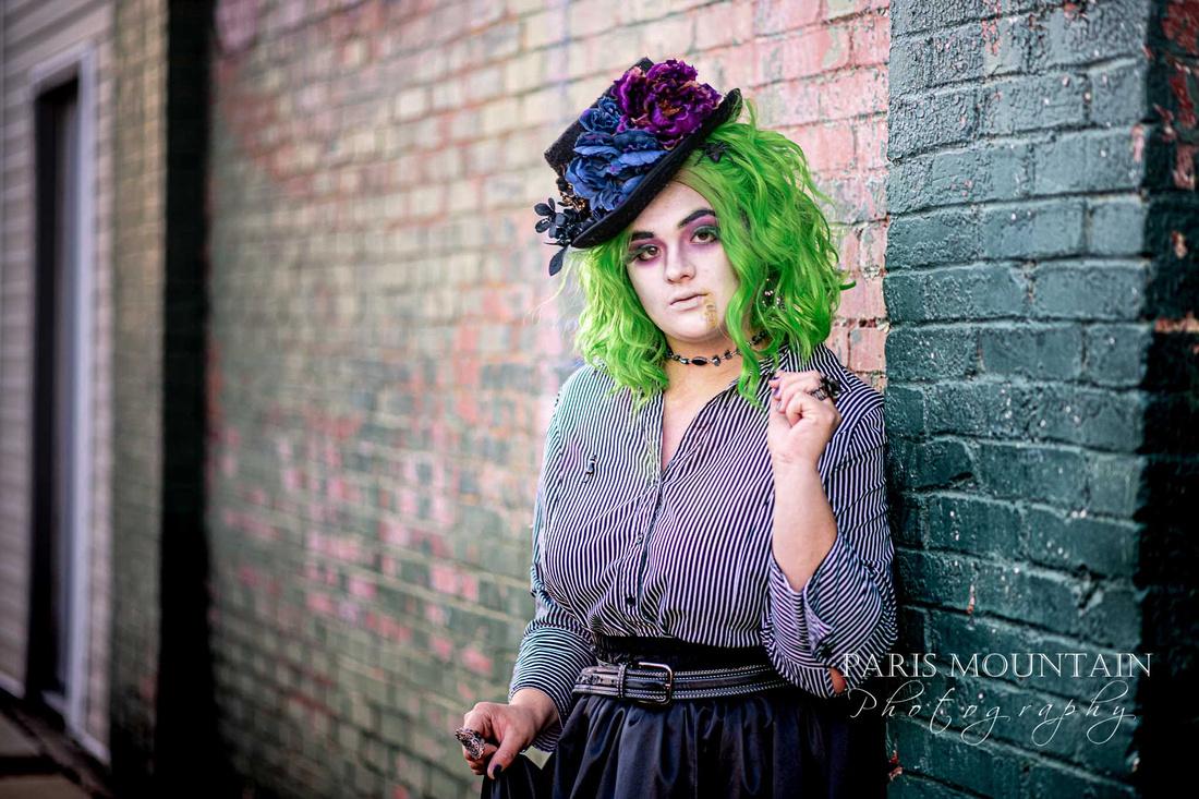 Halloween Senior Portraits-4