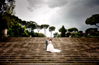 Leah + Chris - Rome, Italy