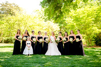Oak Hill Rome GA Wedding 9