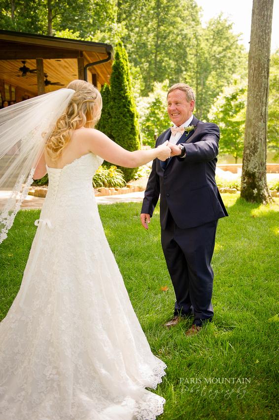 Paris Mountain Photography   In The Woods Wedding   Rockmart, GA