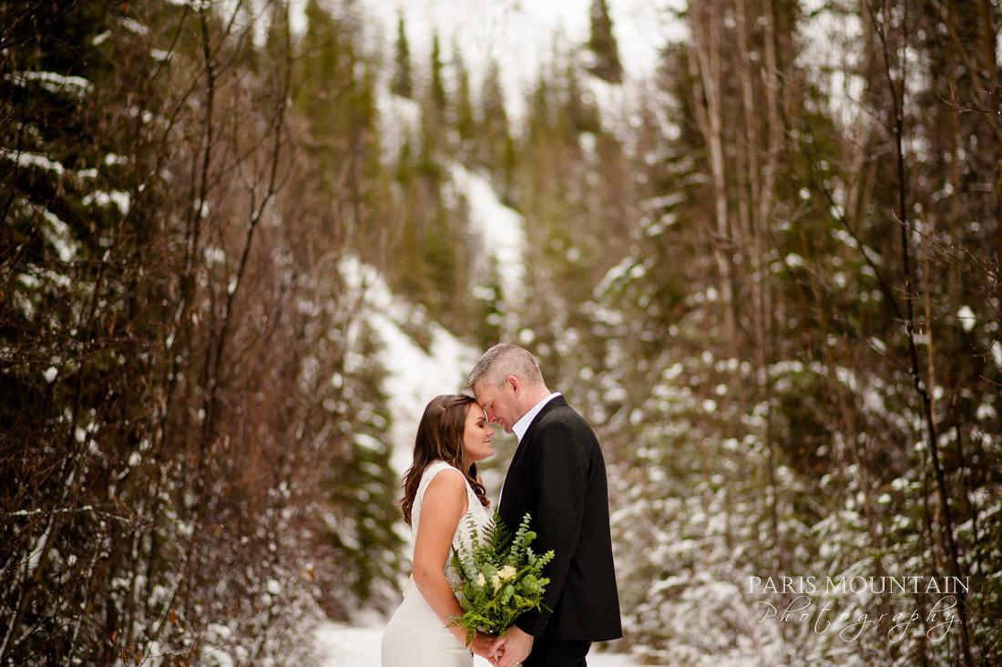 Alaska Snow Styled Shoot 2