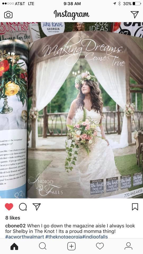 The Knot Magazine Feature