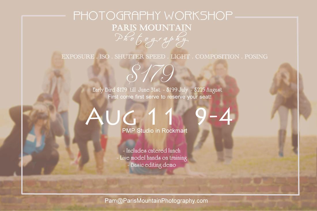 Summer 2018 Workshop