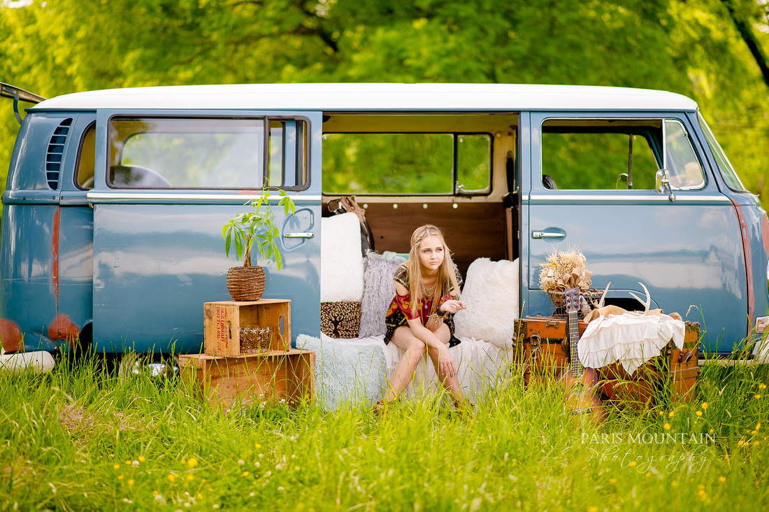 VW Bus Mini Session-4