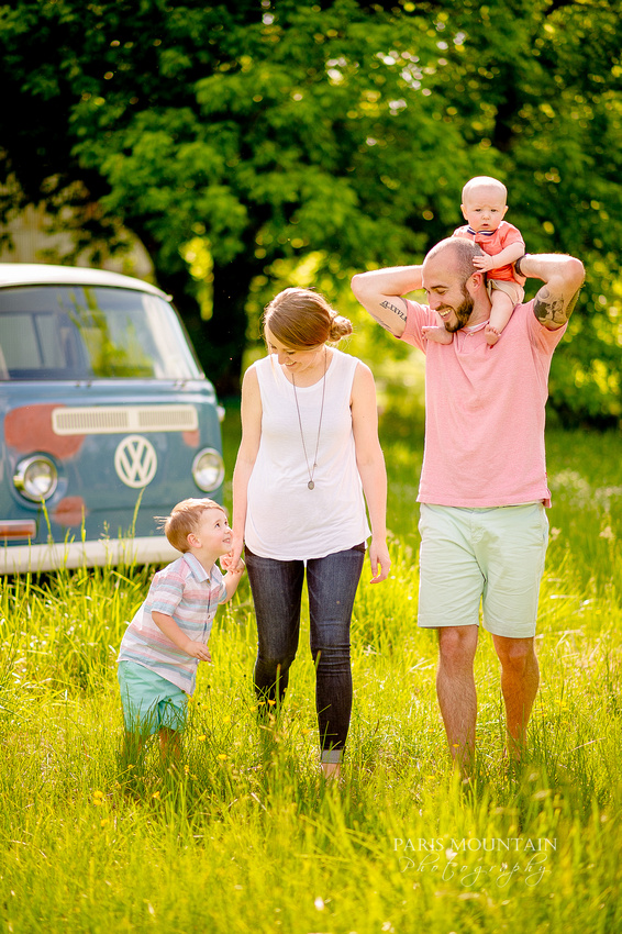 VW Bus Mini Session-10