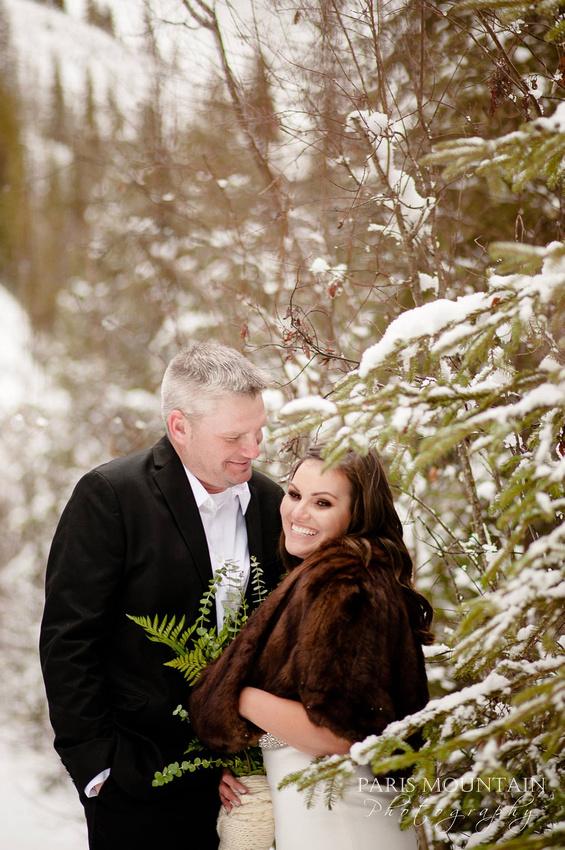 Alaska Snow Styled Shoot 8