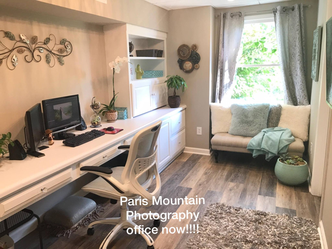 New Photography Home Office Renovation