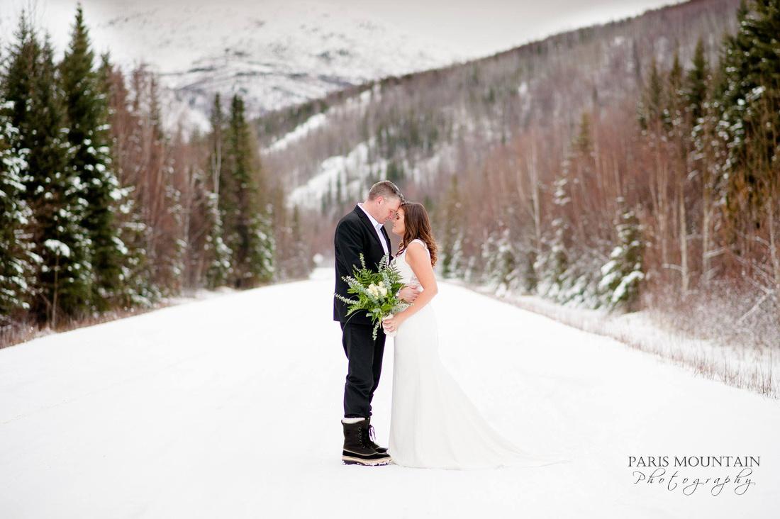 Alaska Snow Styled Shoot 4